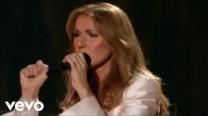 Video: Celine Dion - Because You Loved Me